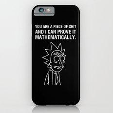 Mathematically iPhone 6s Slim Case