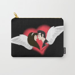 Love Birds - Wings Carry-All Pouch