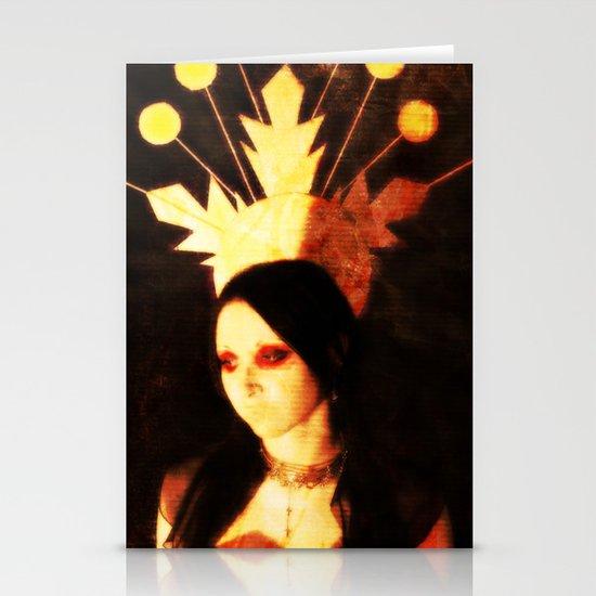 Luminal Stationery Cards