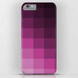 Pixel Gradient iPhone Case