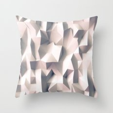 Silent Throw Pillow