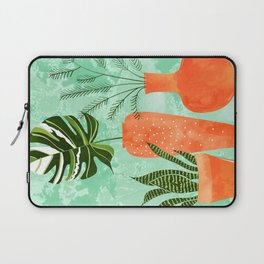 Water My Plants #painting #illustration Laptop Sleeve