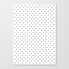 Simple Cross Canvas Print