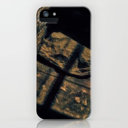 Half Light iPhone Case
