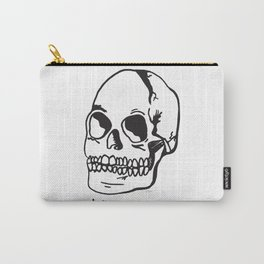 Skull Bone Carry-All Pouch