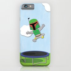 SW Kids - Boba Fett Jump iPhone 6s Slim Case