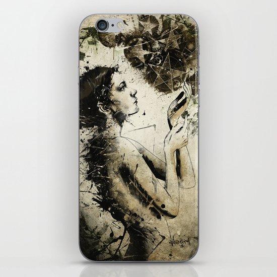7 of Pentacles iPhone & iPod Skin