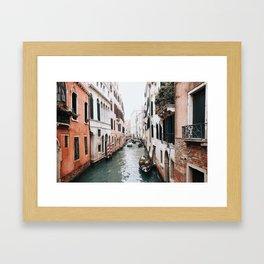 Venice V2 Framed Art Print