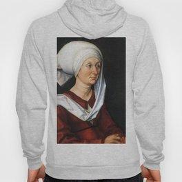 Portrait of Barbara by Albrecht Dürer Hoody