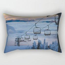LAST CHAIR Rectangular Pillow