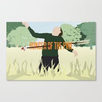 "alt j Canvas Prints featuring alt-J ""Hunger Of The Pine"" by •ntpl•"