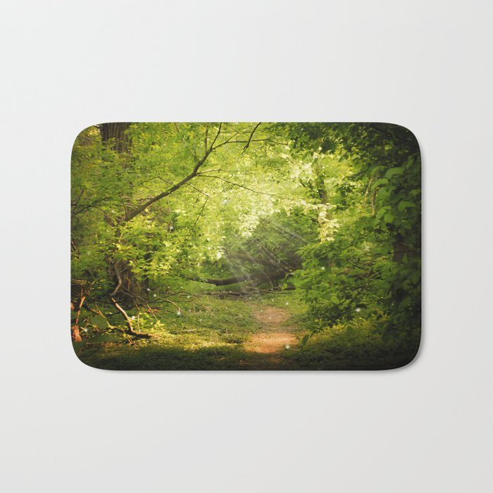 The Secret Path Bath Mat