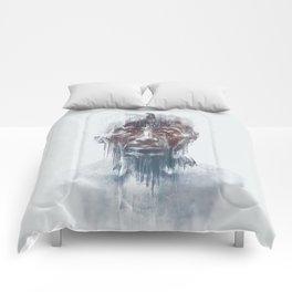 Portret 008 Comforters