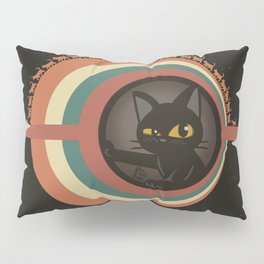Cats planet Pillow Sham