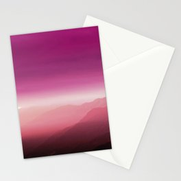 Lesbian Pride Stationery Cards