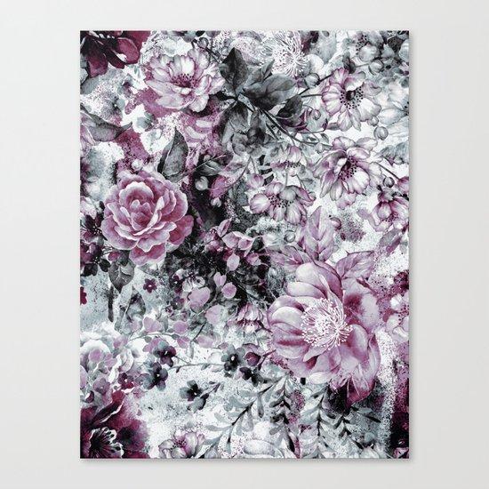 garden in my dream II Canvas Print
