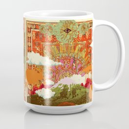 MORNING PSYCHEDELIA Coffee Mug