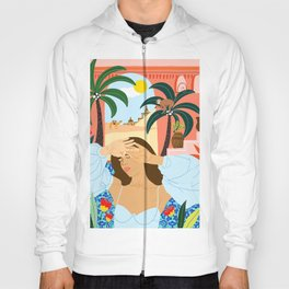 'Cause a little bit of summer is what the whole year is all about Hoody