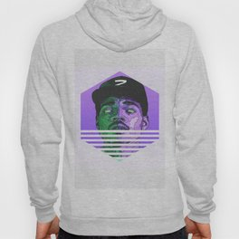 Chance The Rapper Minimal Hipster Hoody
