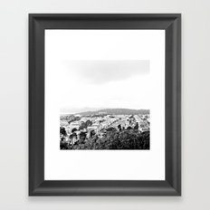 San Francisco Cityscape No. 1 Framed Art Print