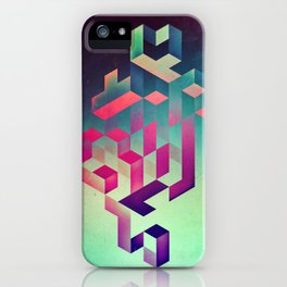 isyhyrtt dyymyndd spyyre iPhone Case