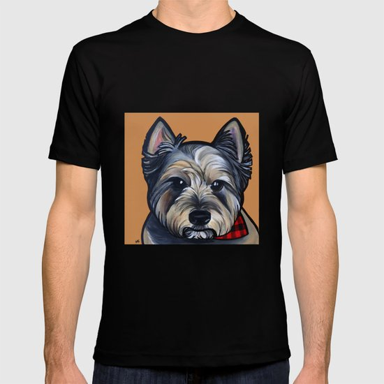 Rigoletto the cairn terrier T-shirt