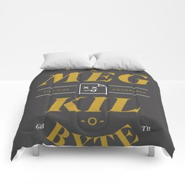 File Size Awareness Comforters