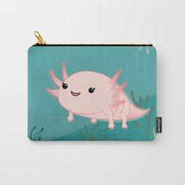 Axolotl baby kawaii Carry-All Pouch