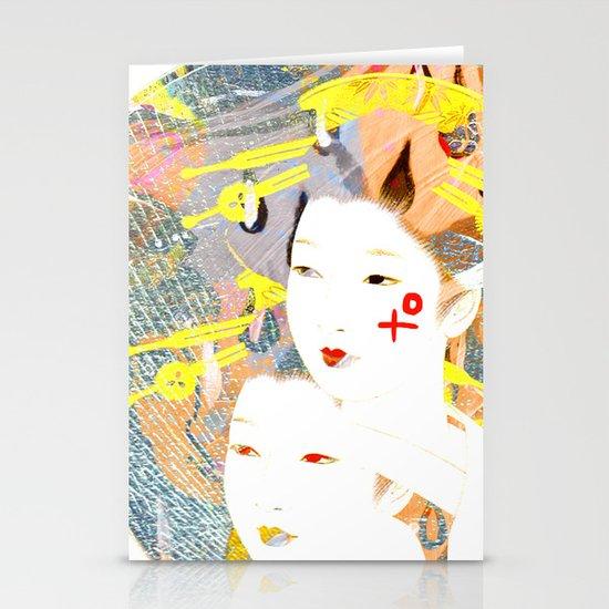 SYNTHESIZE Stationery Cards