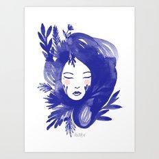 Gaia II Art Print