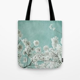 flowering season Tote Bag