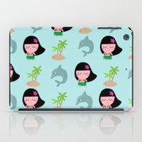 hawaii iPad Cases featuring hawaii by Sucoco