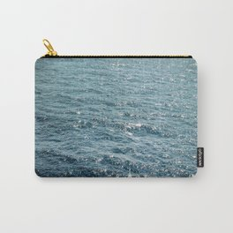 The Sparkle of the Sea Carry-All Pouch