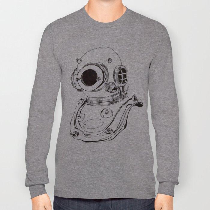 Deep Sea Diver  Long Sleeve T-shirt
