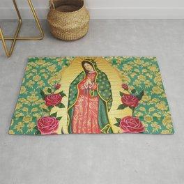 Nuestra Señora de Guadalupe Rug