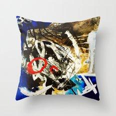 Round II Throw Pillow