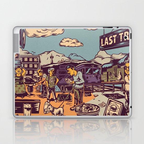 Last trip Laptop & iPad Skin