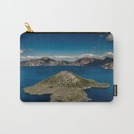 Crater Lake Love Carry-All Pouch