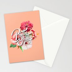 Pretty Sh*tty Stationery Cards