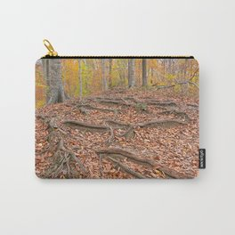 Autumn Avalon Forest Trail Carry-All Pouch