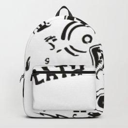 Death Machine Backpack