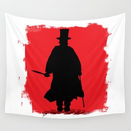Jack The Ripper Wall Tapestry