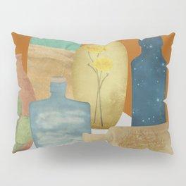 Deconstructed Desert Pillow Sham