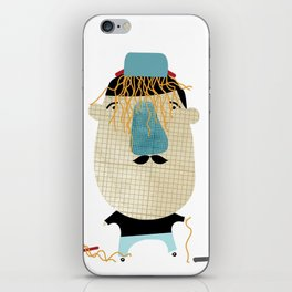 So... you wanted meat? iPhone Skin