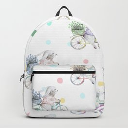 Peter Cottontail Backpack