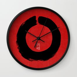 ENSO IN JAPAN Wall Clock