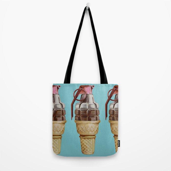 Parental Guidance Advised Tote Bag