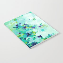 Aquamarine Addiction Notebook