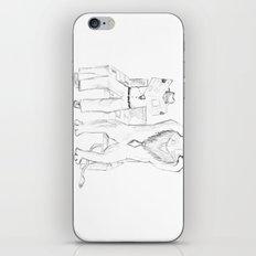 Urban Jungle  01 iPhone & iPod Skin
