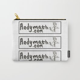 Andy math Carry-All Pouch